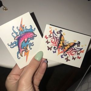 Other - Temporary Tattoos